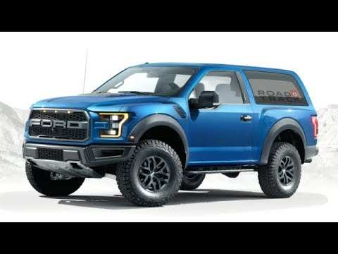 89 The 2020 Ford Bronco Interior Engine