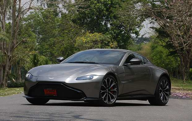 89 The Best 2019 Aston Martin Vantage Review Release
