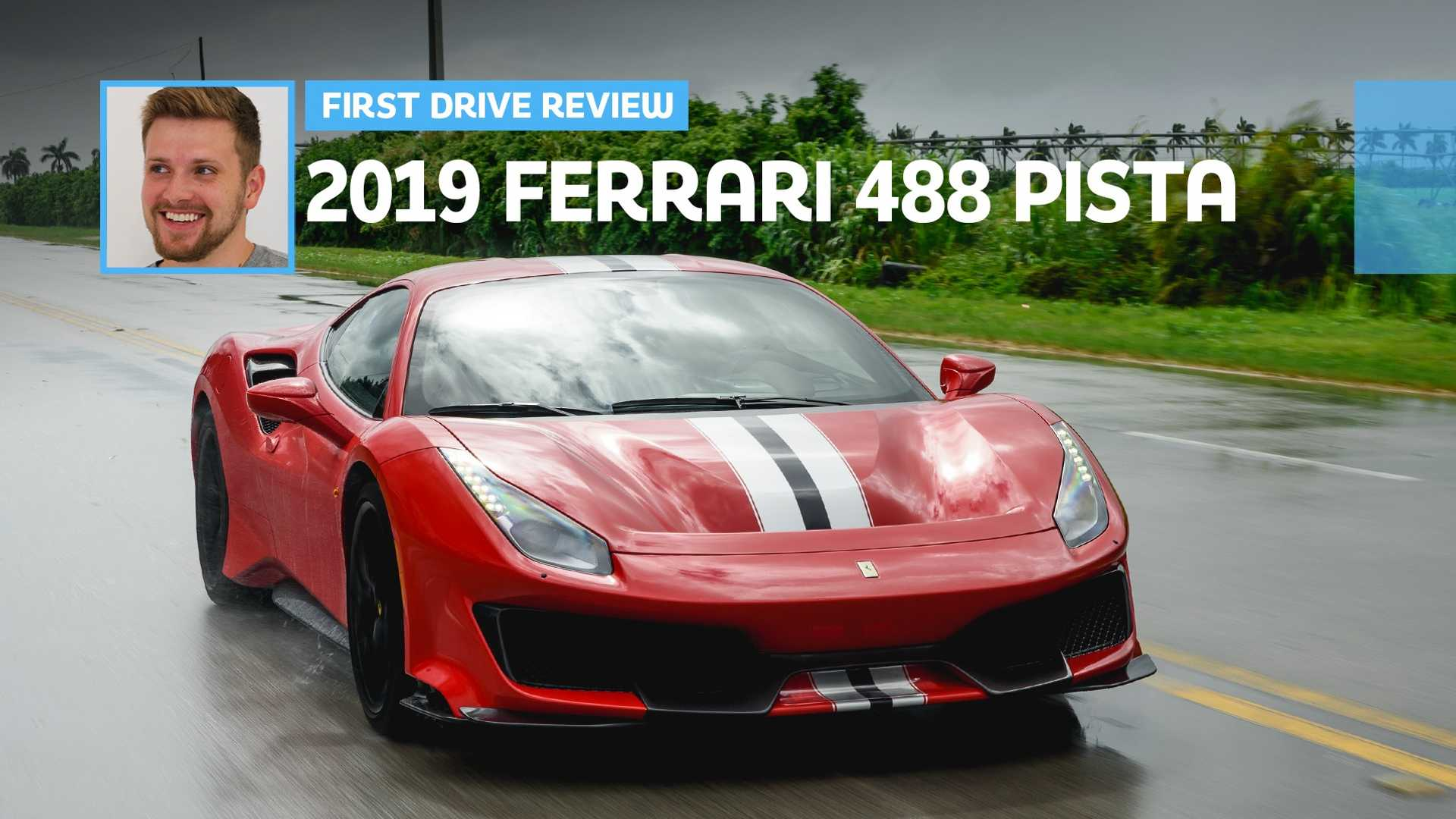 89 The Best 2019 Ferrari 488 Pista Release Date And Concept