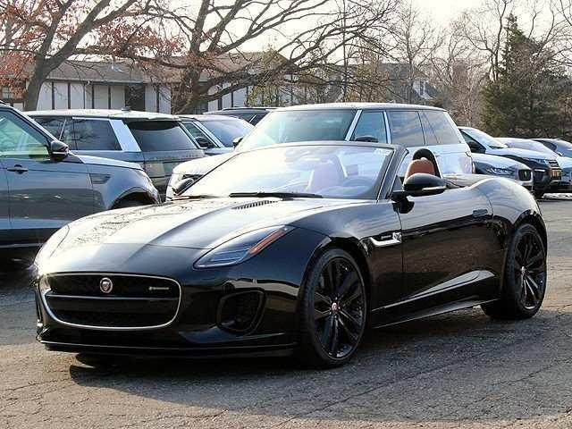 89 The Best 2019 Jaguar F Type Convertible Research New