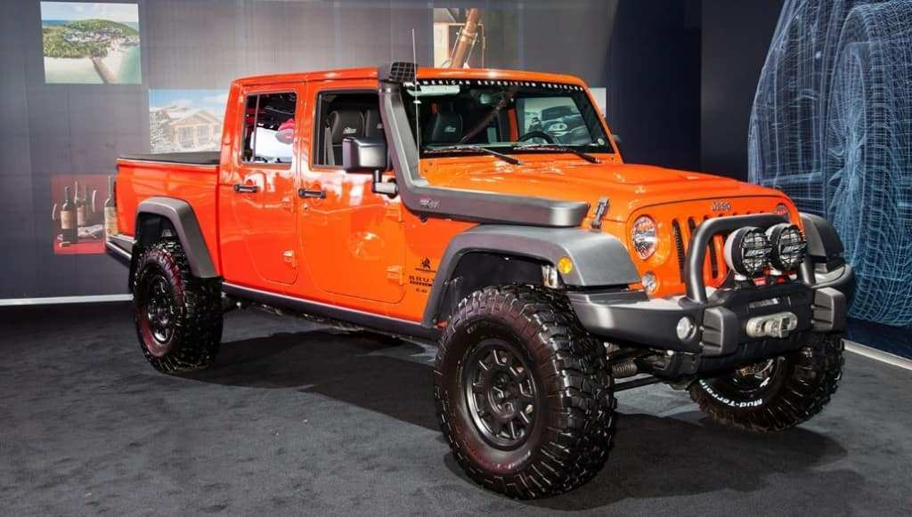 89 The Best 2019 Jeep New Model First Drive