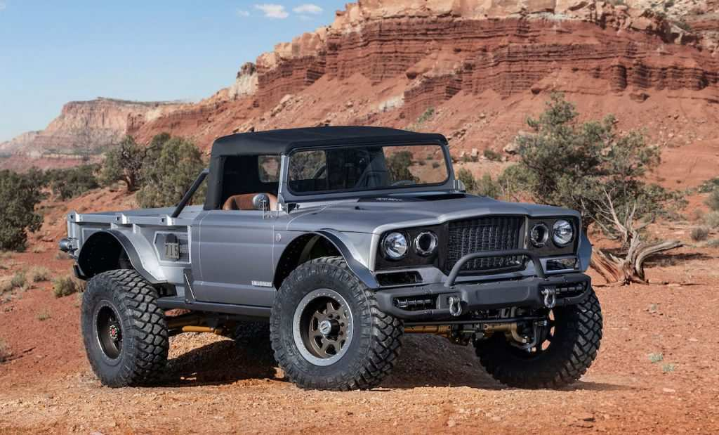 89 The Best 2019 Jeep Truck News New Concept