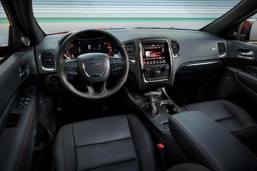 89 The Best 2020 Dodge Interior Research New