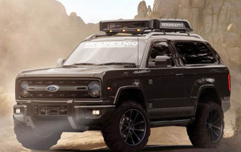 89 The Best 2020 Ford Bronco Msrp Concept