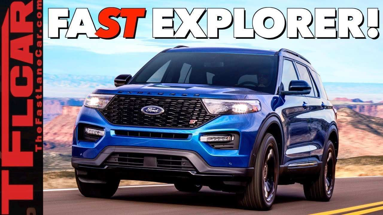 89 The Best 2020 Ford Explorer Youtube Wallpaper