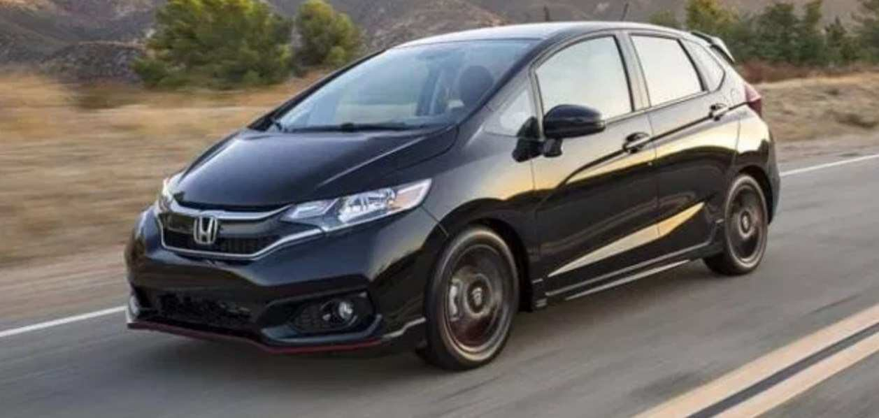 89 The Best 2020 Honda Fit Turbo Review And Release Date