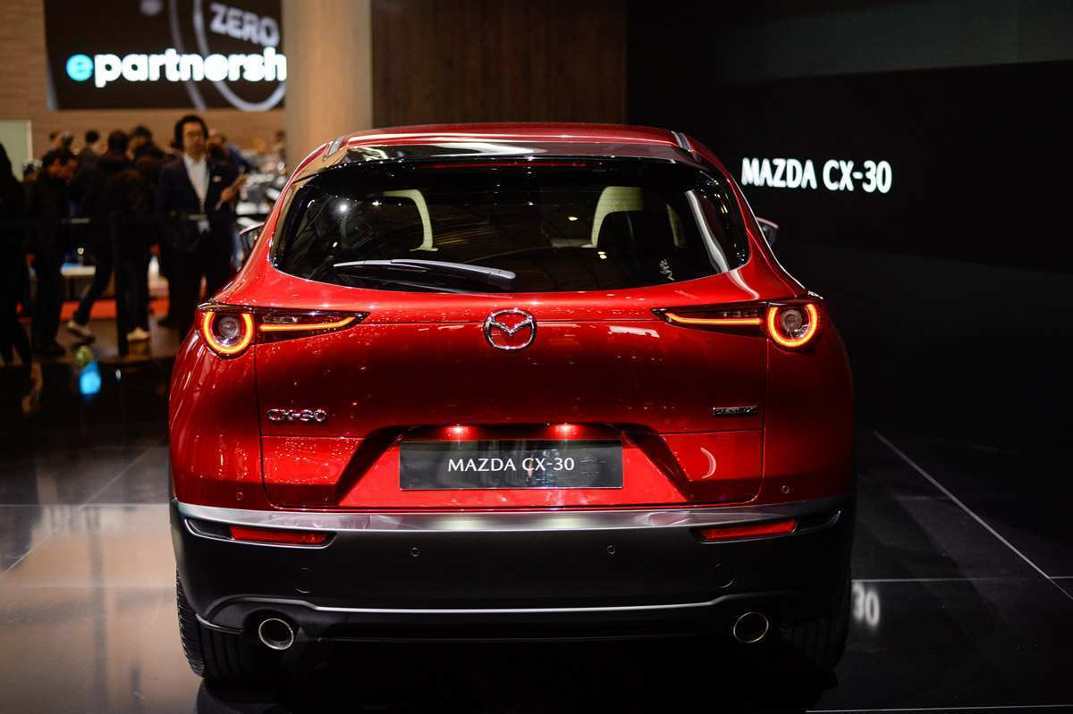 89 The Best 2020 Mazda Cx 30 Price Release Date