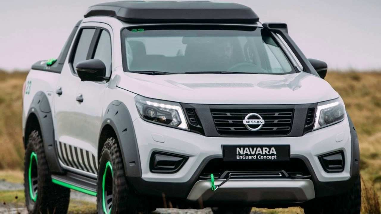 89 The Best 2020 Nissan Navara Uk Research New