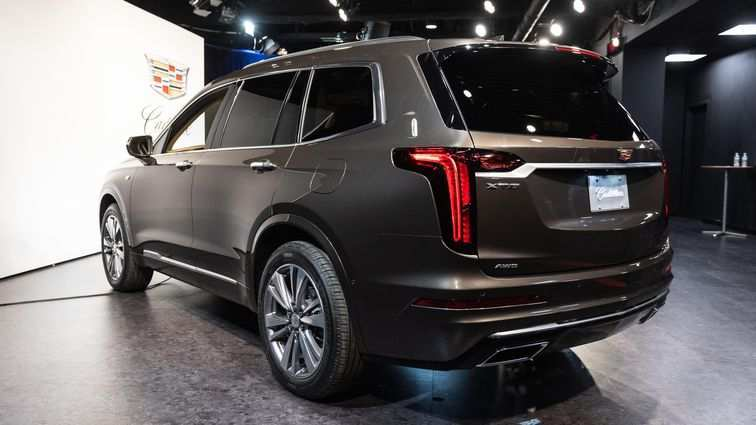 89 The Best Cadillac Electric Car 2020 Rumors