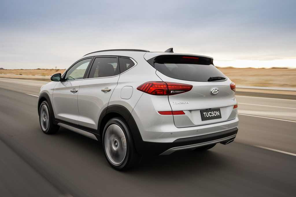 89 The Best Hyundai Tucson 2019 Facelift Performance And New Engine