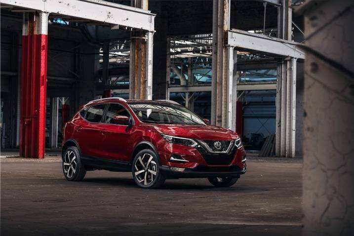 89 The Best Nissan Rogue Sport 2020 Release Date New Concept