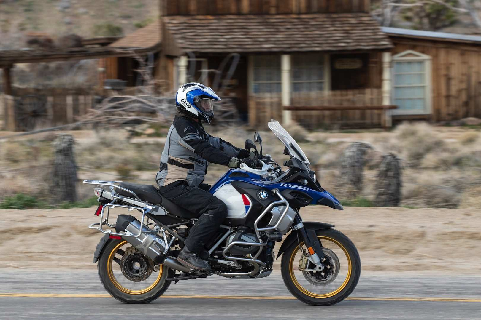 90 A 2019 Bmw 1250 Gs Speed Test
