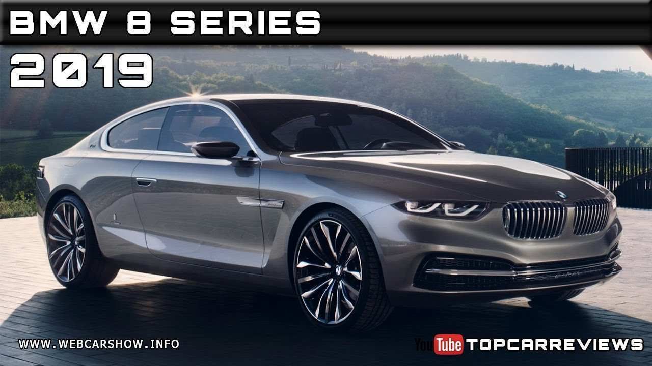 90 A 2019 Bmw 8 Series Release Date Redesign And Review
