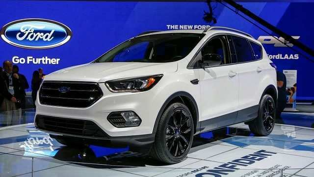 90 A 2019 Ford Escape Release Date Photos