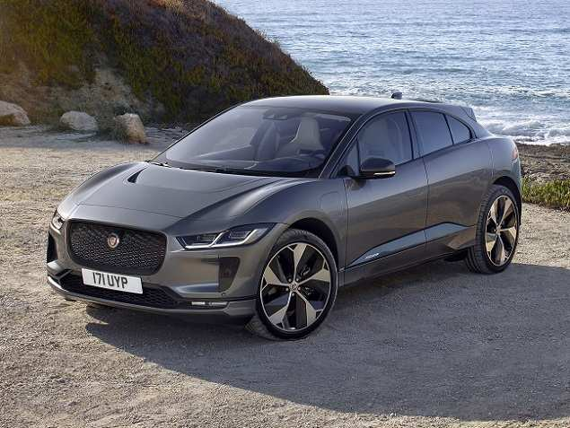 90 A 2019 Jaguar I Pace Overview
