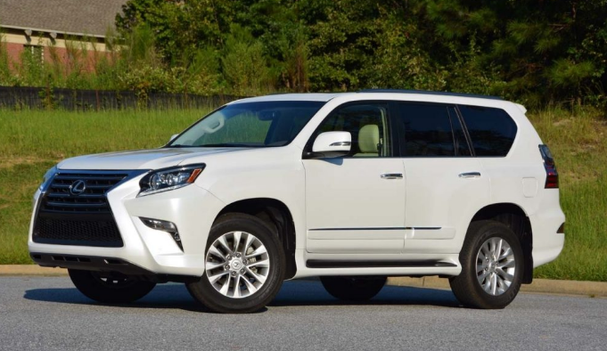 90 A 2019 Lexus Gx 460 Redesign Wallpaper