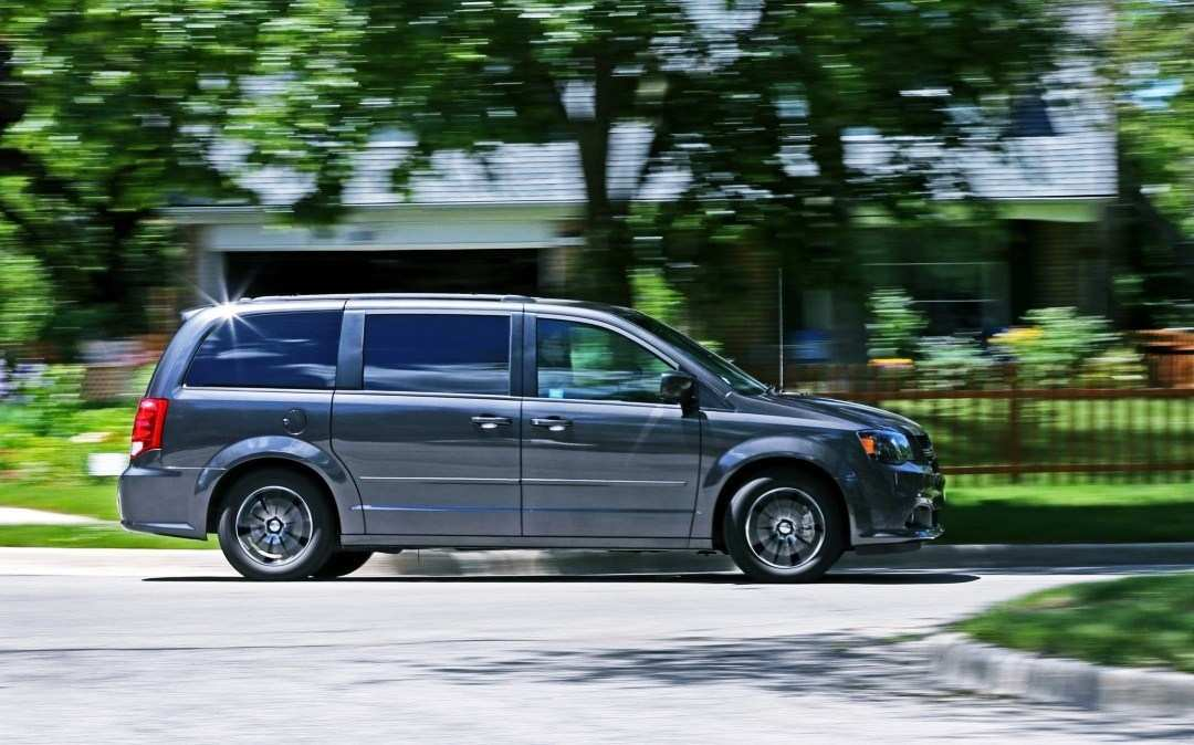 90 A 2020 Dodge Grand Caravan Redesign Engine