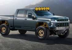 2020 Gmc 2500 Lifted