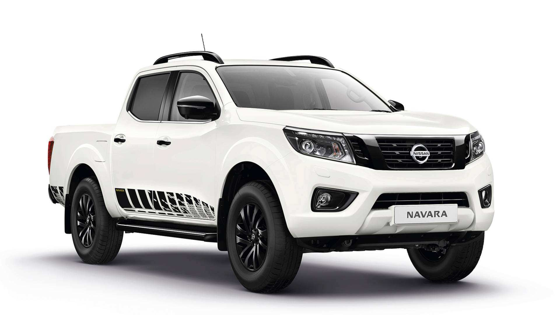 90 A 2020 Nissan Navara Uk New Concept