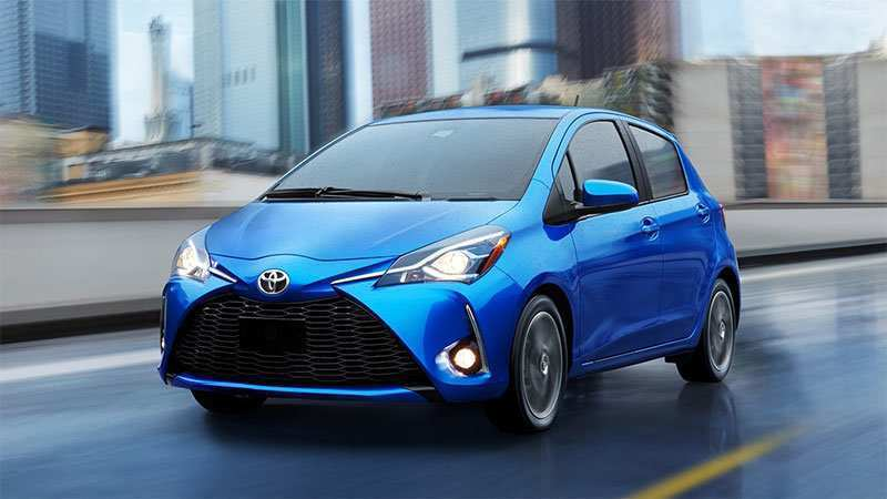 90 A 2020 Toyota Yaris Hatchback Concept And Review