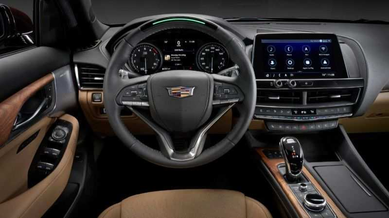 90 A Cadillac Super Cruise 2020 Wallpaper