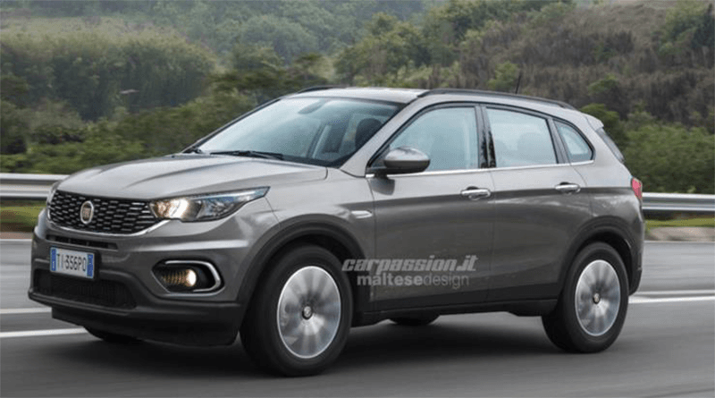 90 A Fiat Suv 2020 Price Design And Review