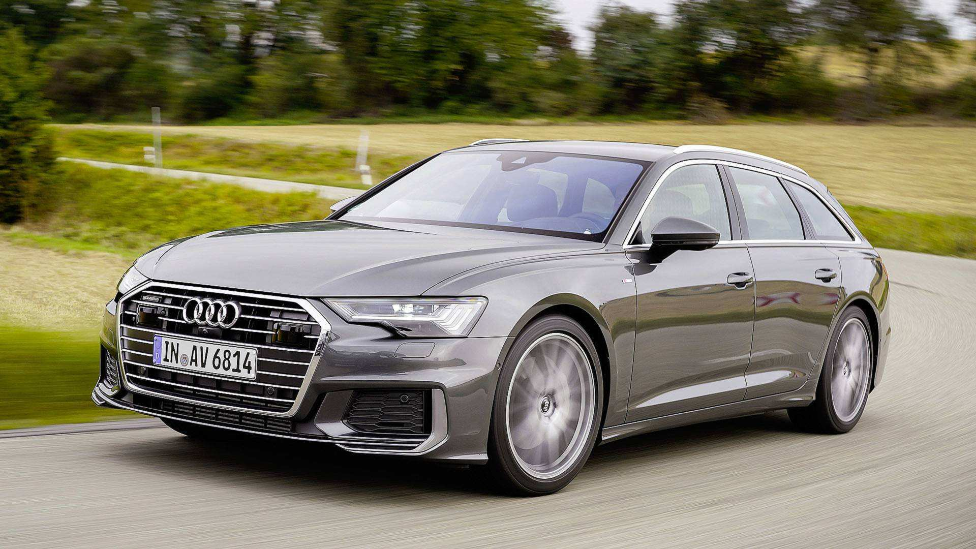 90 All New 2019 Audi Wagon Usa Rumors
