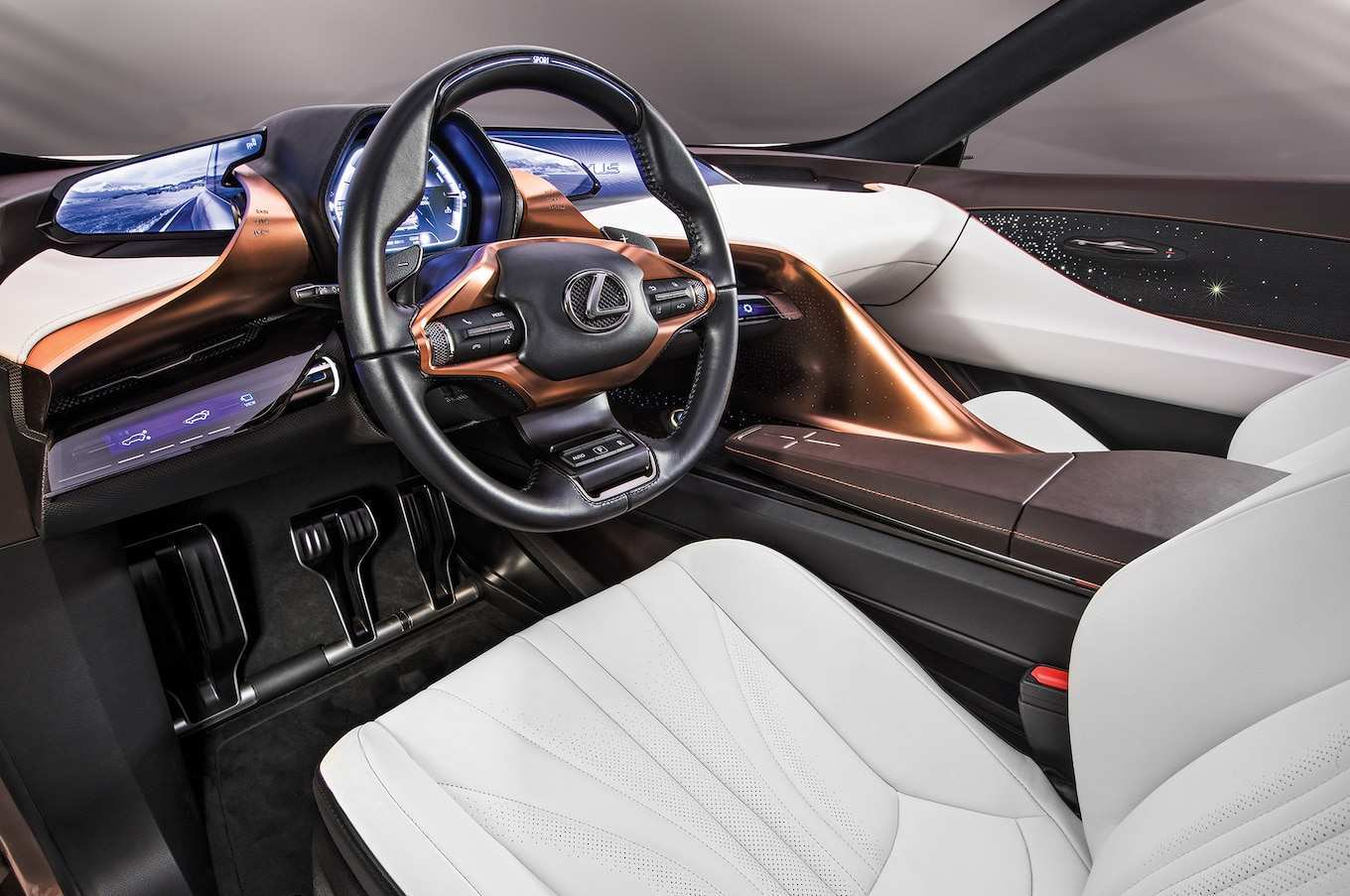 90 All New 2020 Lexus Lf1 Configurations