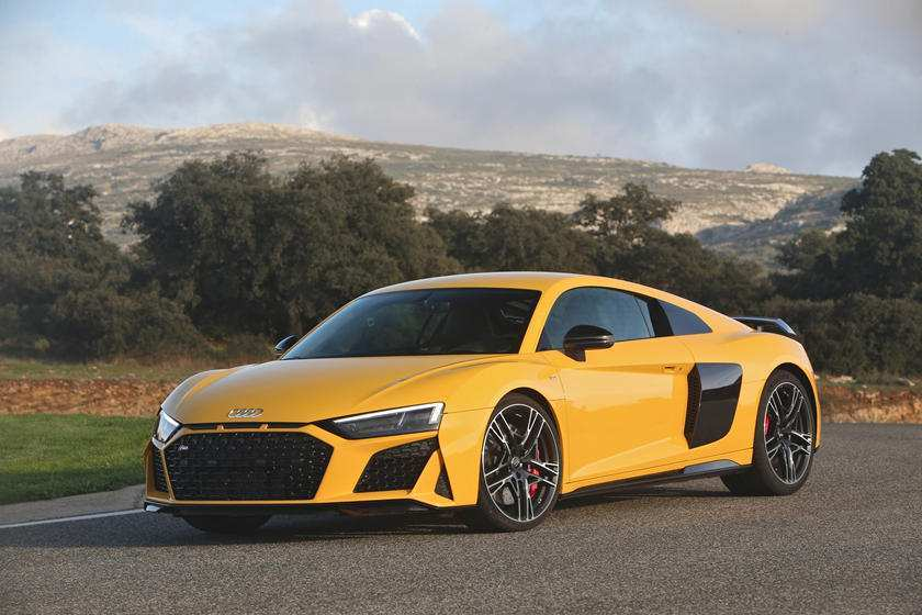 90 All New Audi R8 2020 Black Price And Release Date