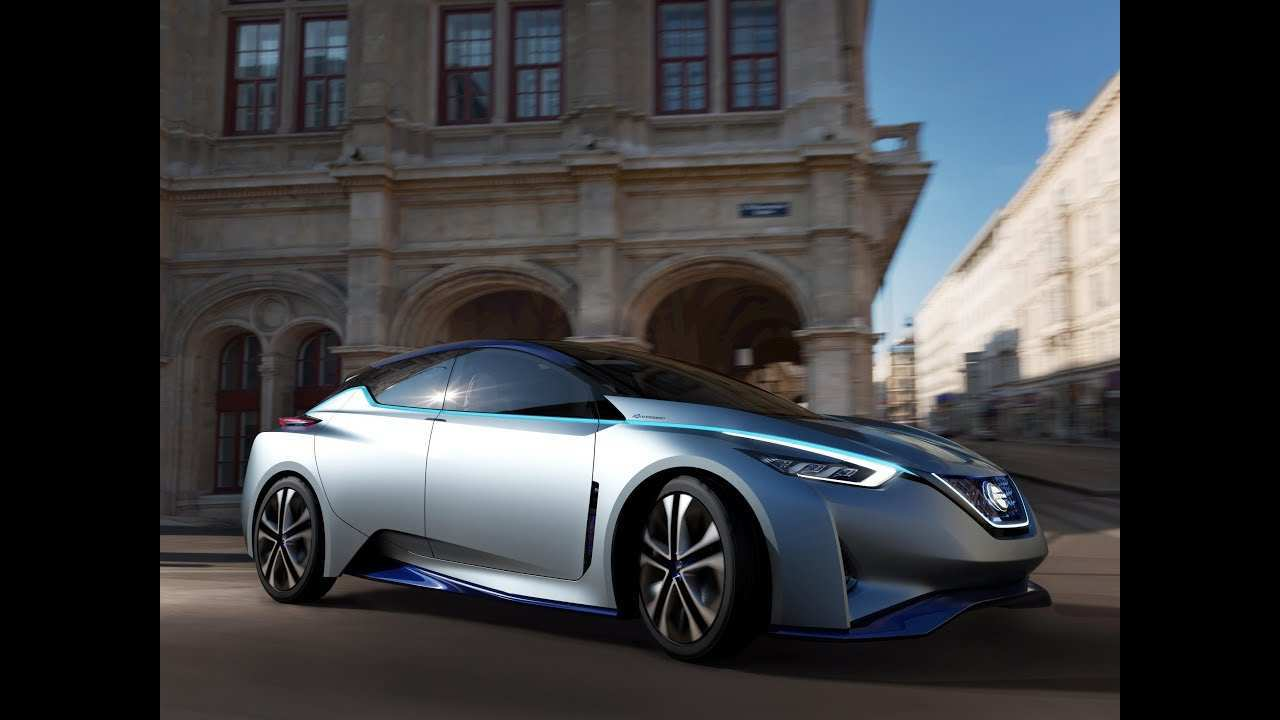 90 All New Nissan Leaf 2020 Release
