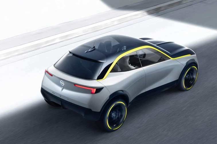 90 All New Opel Gt X 2020 Model
