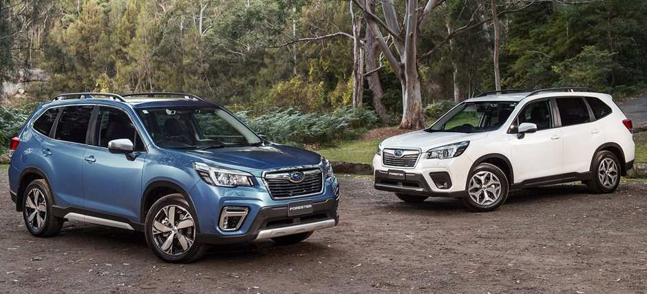 90 All New Subaru Forester 2020 Australia Wallpaper