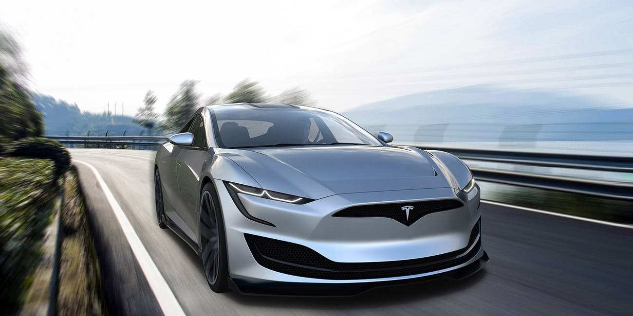 90 All New Tesla S 2020 Price Design And Review