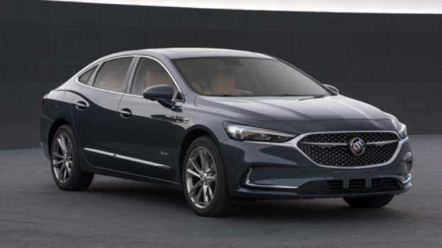 90 Best 2020 Buick Lacrosse China Overview