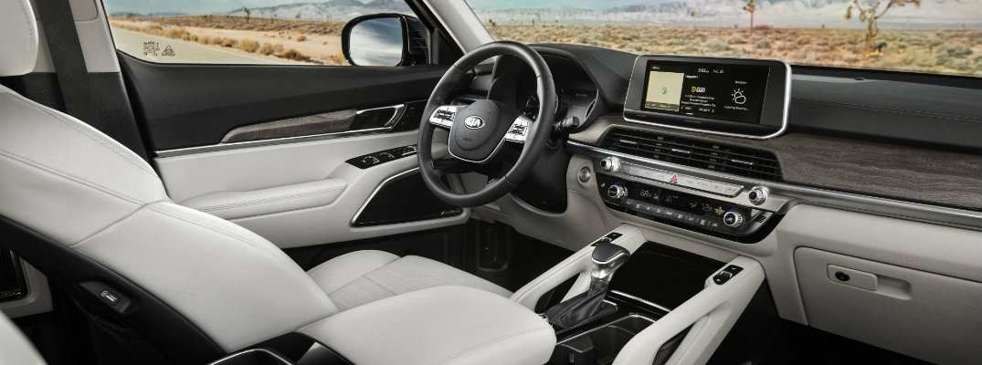 90 Best Kia Telluride 2020 Interior Model
