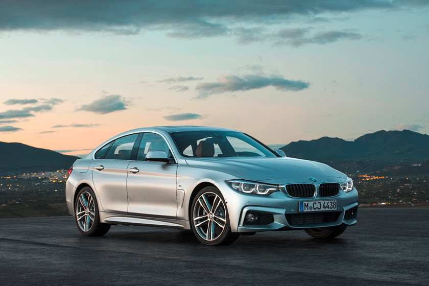 90 New 2019 Bmw 4 Series Release Date First Drive