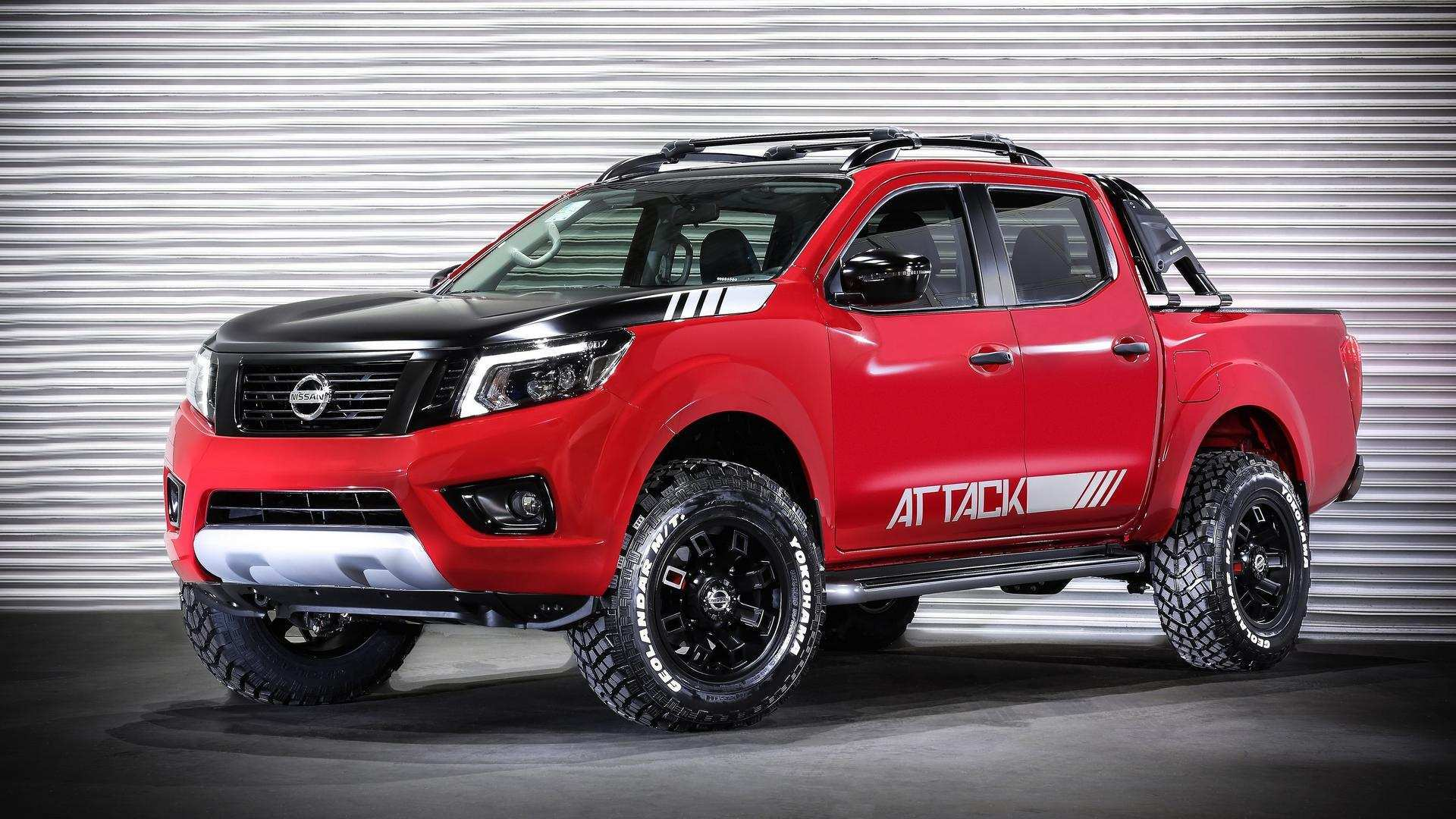 90 New 2019 Nissan Frontier Attack Review