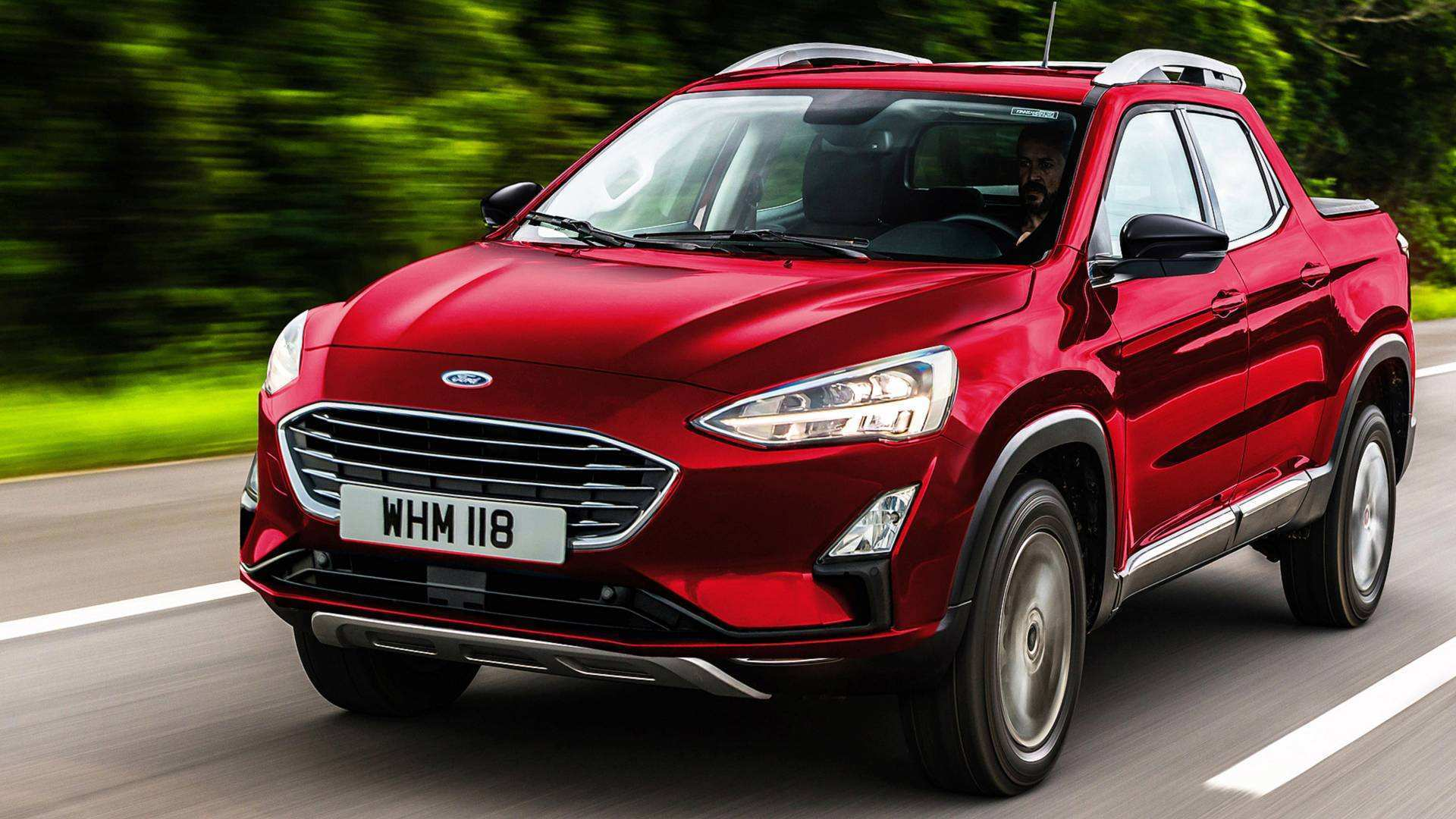90 New Ford Courier 2020 New Model And Performance