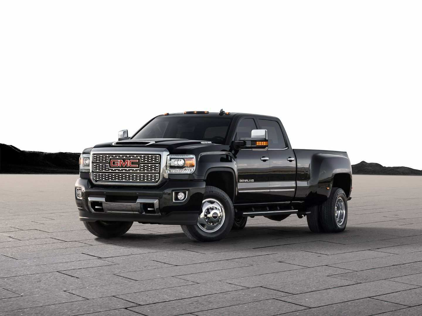 90 The 2019 Gmc 3 4 Ton Truck Release Date