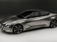 90 The 2019 Nissan Altima Rendering Model