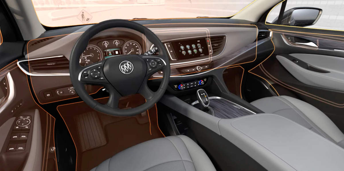 90 The 2020 Buick Enclave Interior Configurations