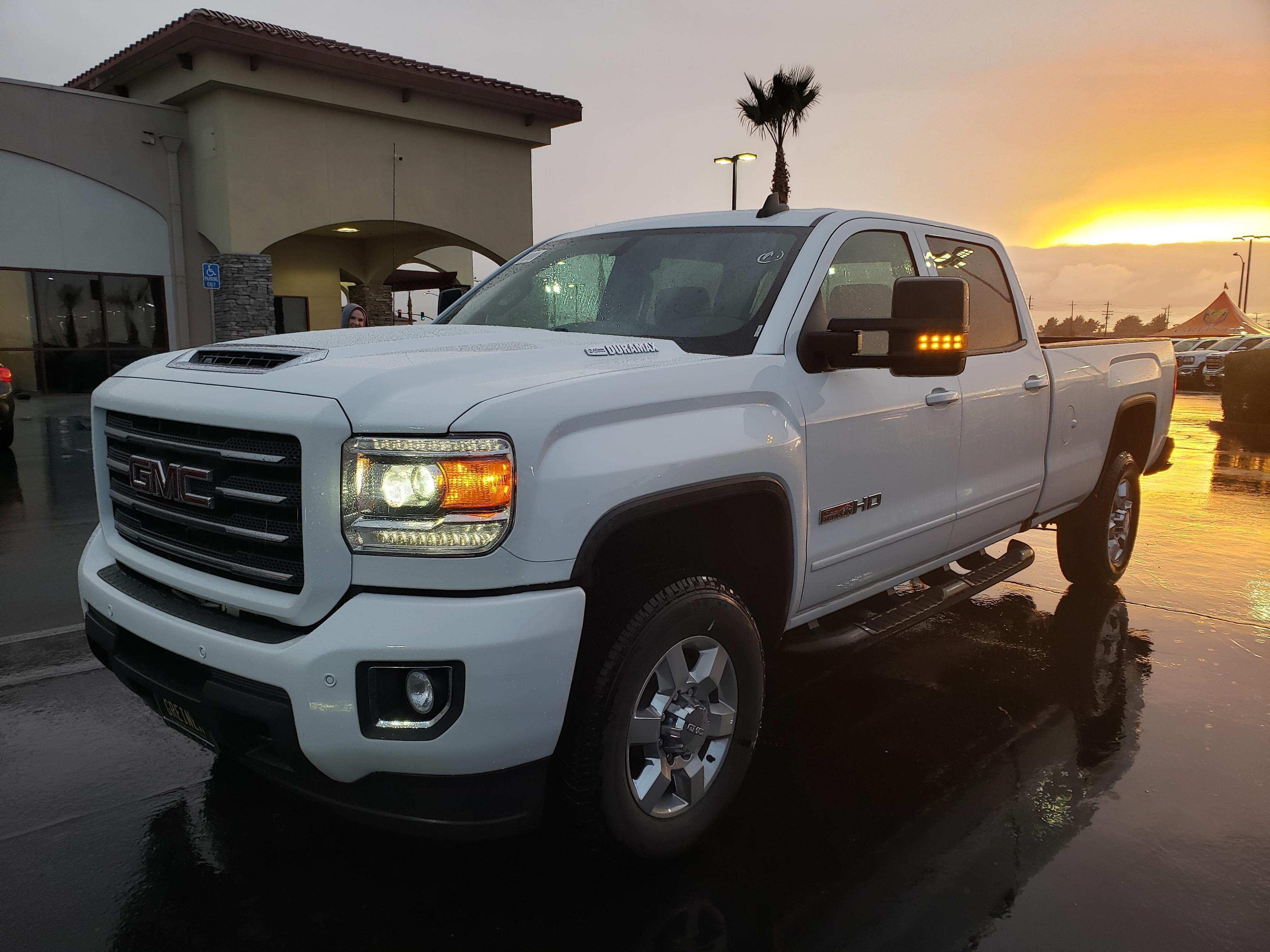 90 The Best 2019 Gmc 3500 Duramax Concept And Review