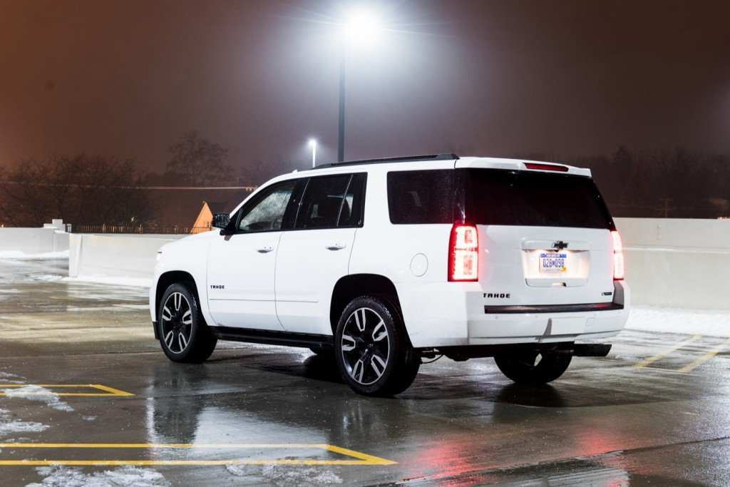 90 The Best 2019 Gmc Tahoe Spesification