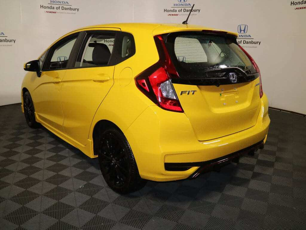 90 The Best 2020 Honda Fit Turbo Price And Release Date