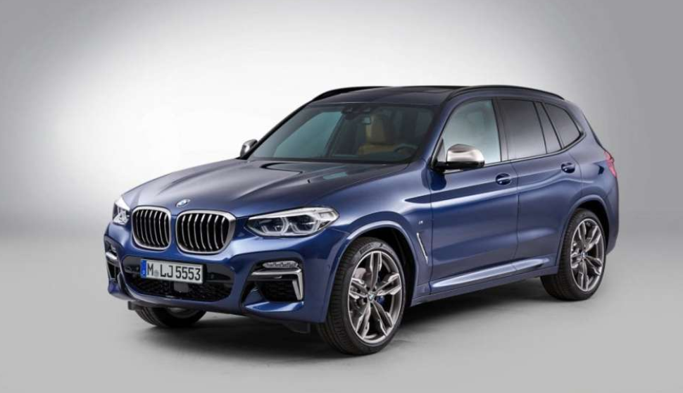 90 The Best Bmw X3 2020 Release Date Performance