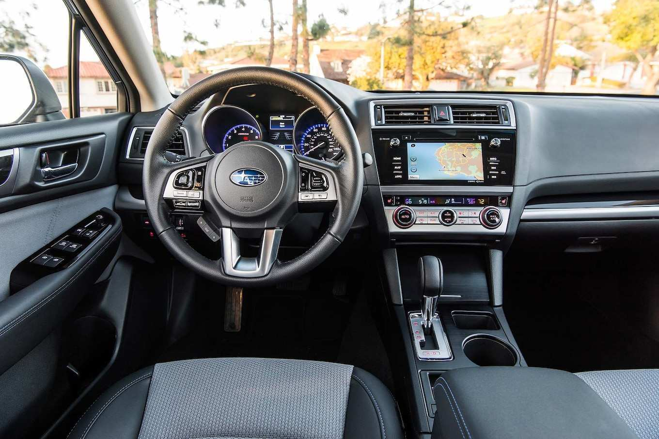 90 The Best Subaru Legacy 2020 Interior Redesign And Review