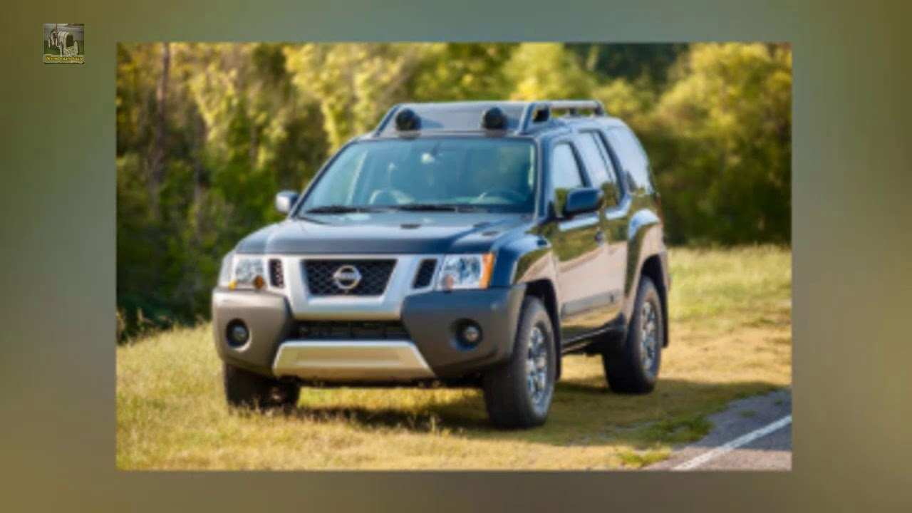 90 The Nissan Xterra 2020 Performance And New Engine