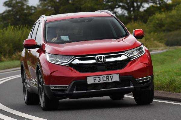 90 The Xe Honda Crv 2020 Redesign And Review