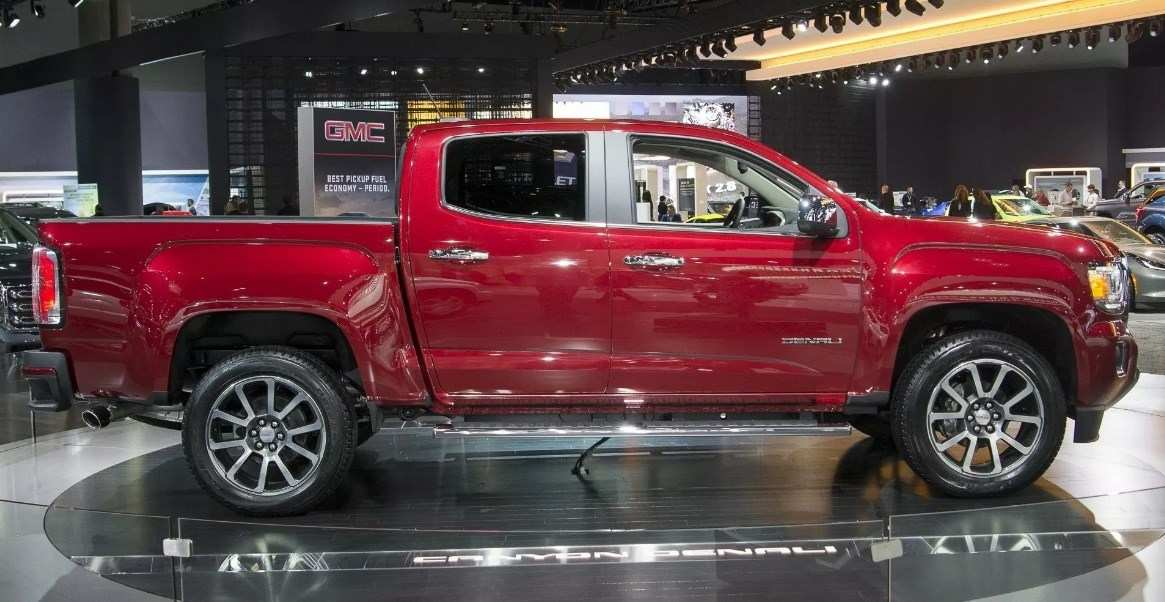 91 A 2020 Gmc Canyon Redesign Wallpaper
