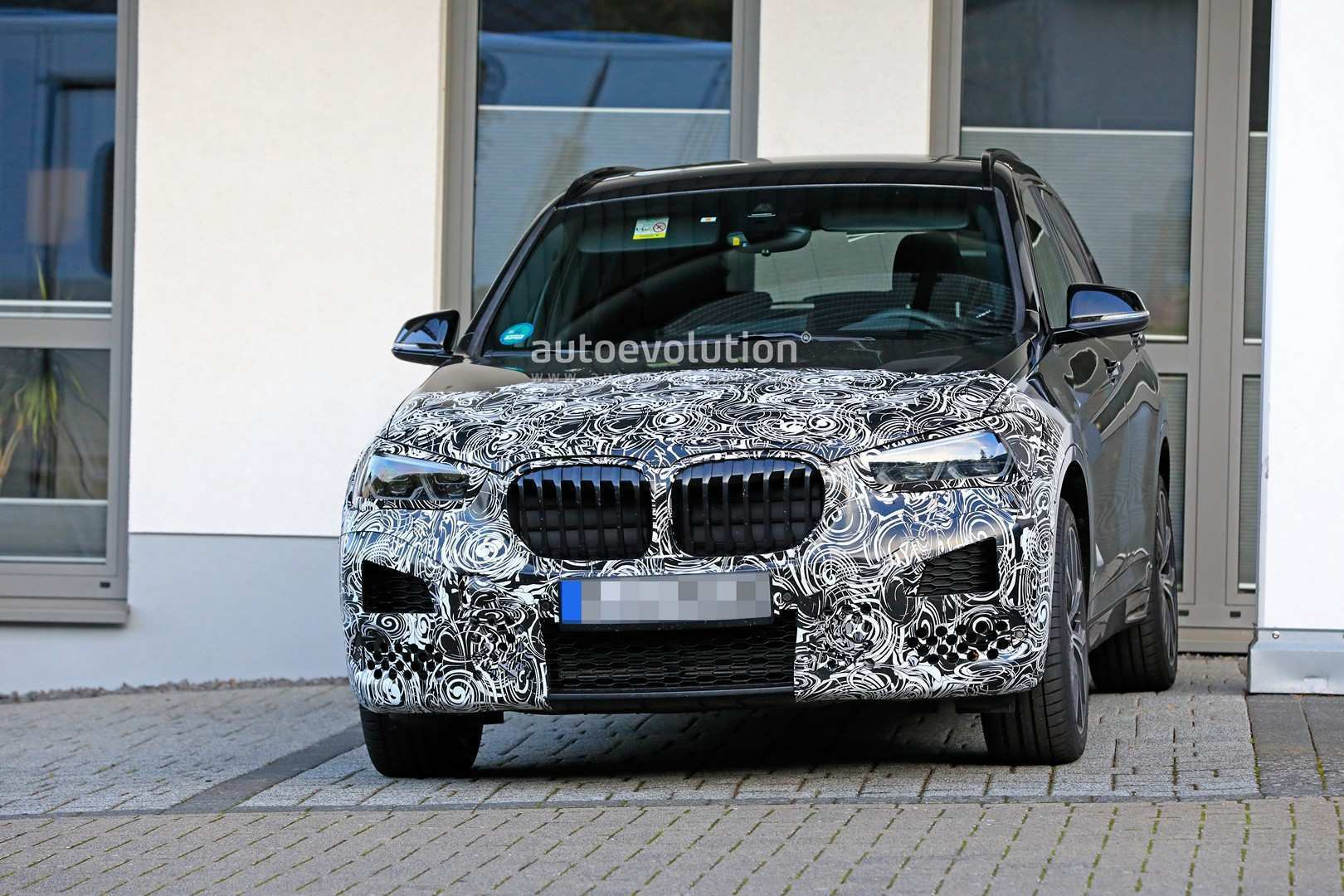 91 A Bmw X1 2020 Facelift New Concept